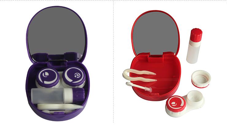 凯达隐形眼镜伴侣盒-变相特工A8058