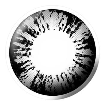 Q-MIX闪凝美妆彩片-灰