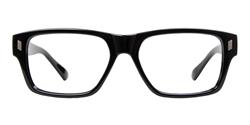 VisionWork 维真沃格黑色经典时尚板材镜架9002/C10