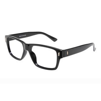 VisionWork 維真沃格黑色經典時尚板材鏡架9002/C10
