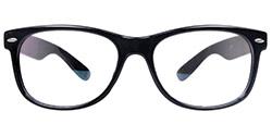 VisionWork 维真沃格黑色通用全框板材时尚框架5530