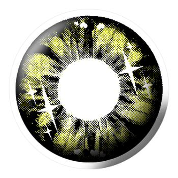 Q-MIX星光五色美妆彩片-绿