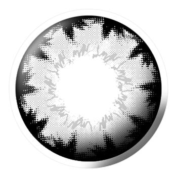 Q-MIX混血精灵美妆彩片-灰