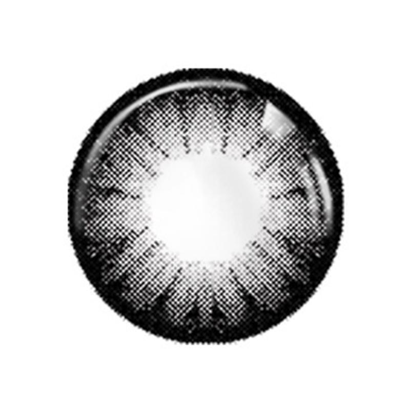 JUSTCOLOR美妆彩片(V128)大美目-黑
