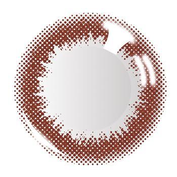 西米可/XIMICO-火山棕(半年抛)